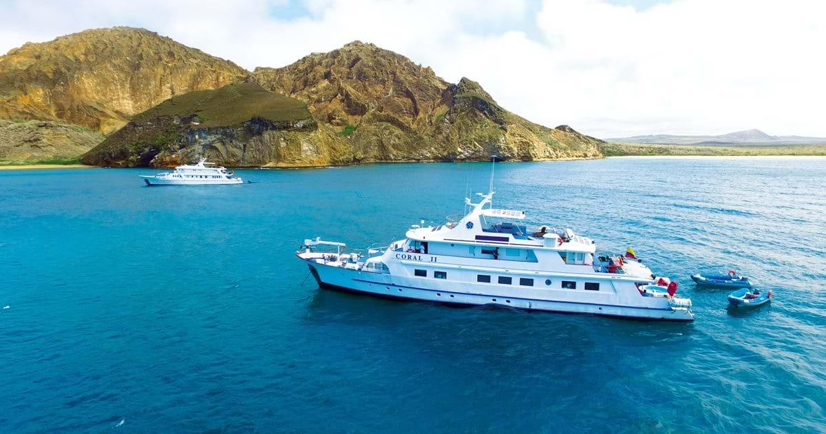Klein Tours Galapagos Coral
